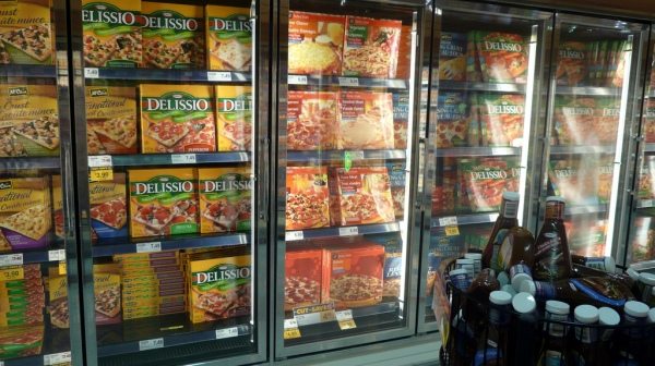 Supermarket standoff best frozen pizza blog etc for Best frozen fish to buy at grocery store